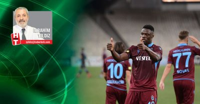 İbrahim Yıldız: Trabzonspor fırtınası başlıyor
